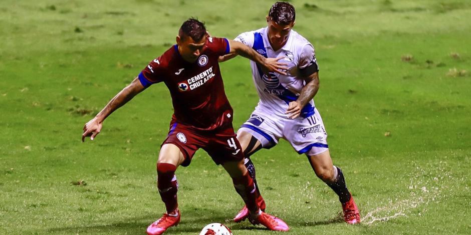 Puebla 1-1 Cruz Azul