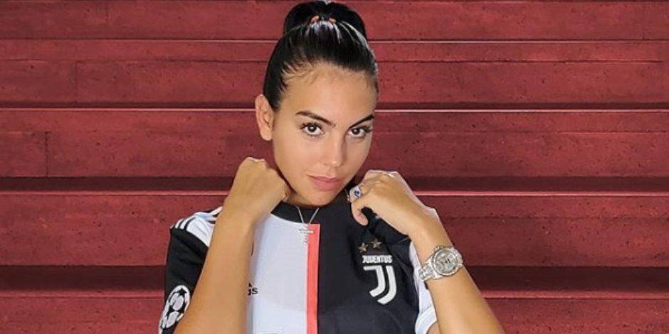 Georgina Rodríguez Cristiano Ronaldo COVID-19 Coronavirus Juventus