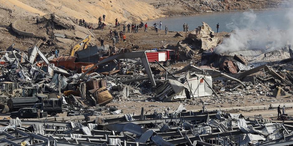 Beirut-explosión