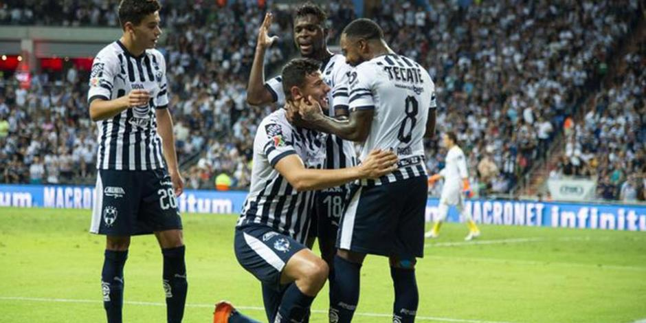 Monterrey-Rayados-Luis-Madrigal