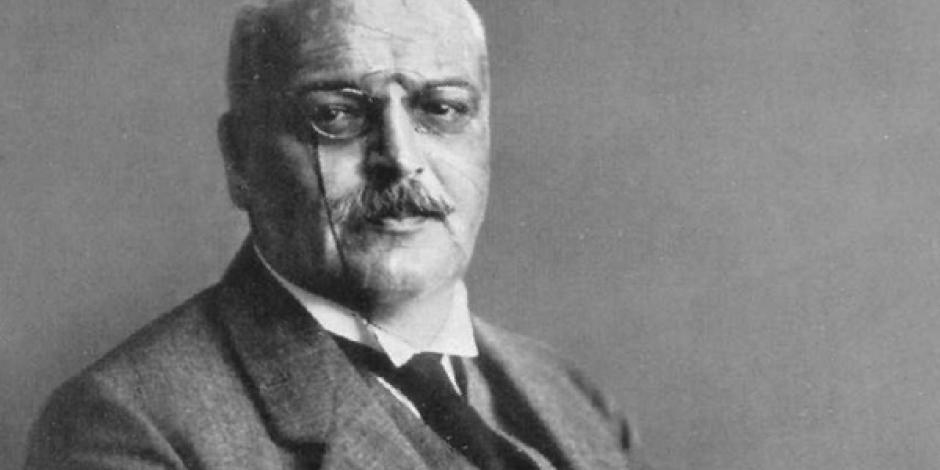 Doctor Alois Alzheimer