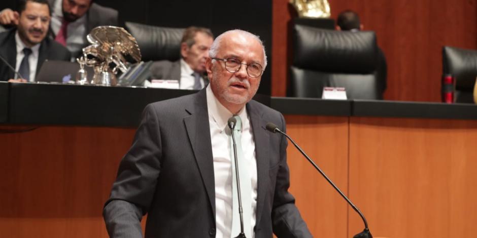 Senador Miguel Ángel Navarro
