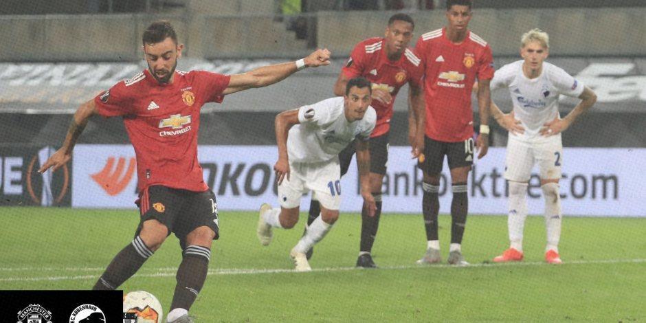 Inter de Milán y Manchester United, los primeros semifinalistas de la Europa League
