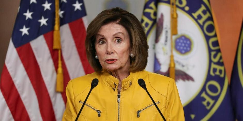 Nancy Pelosi-Demócratas-Casa Blanca-Estímulos-COVID-19-Reuters