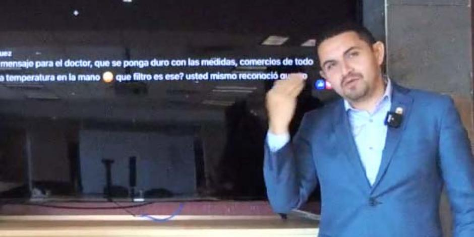 Termómetro Pérez Rico