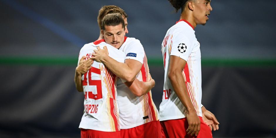 Leipzig-Atlético de Madrid
