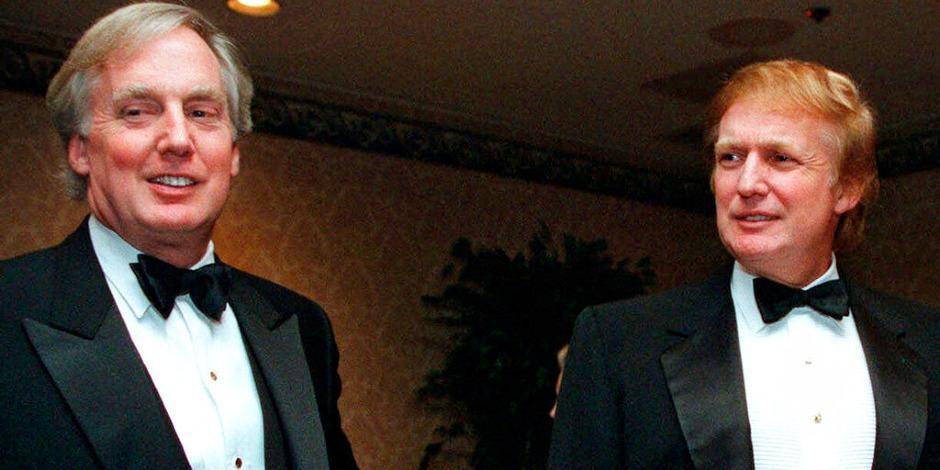 Donald Trump-Robert Trump-Estados Unidos