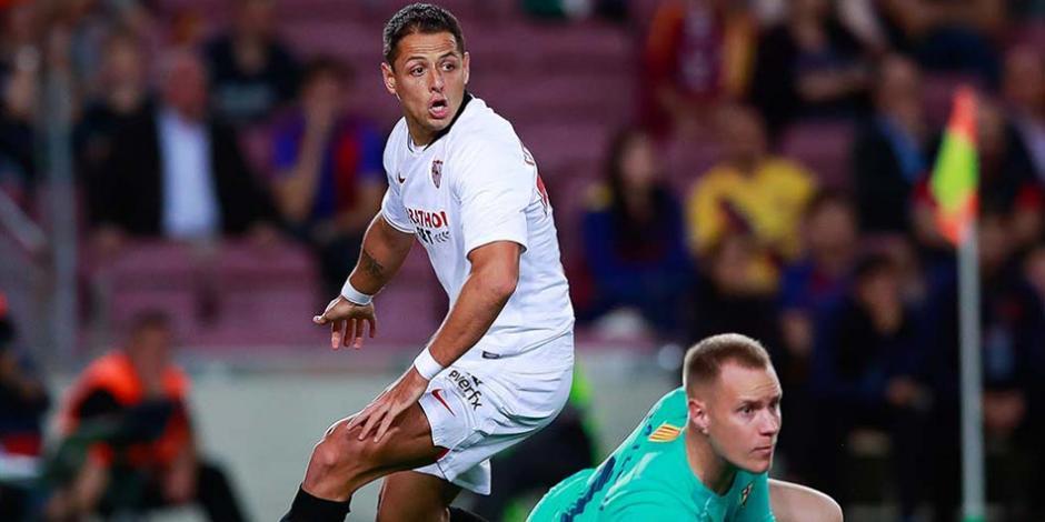 Chicharito-Javier-Hernandez-Sevilla-Europa-League-Espana