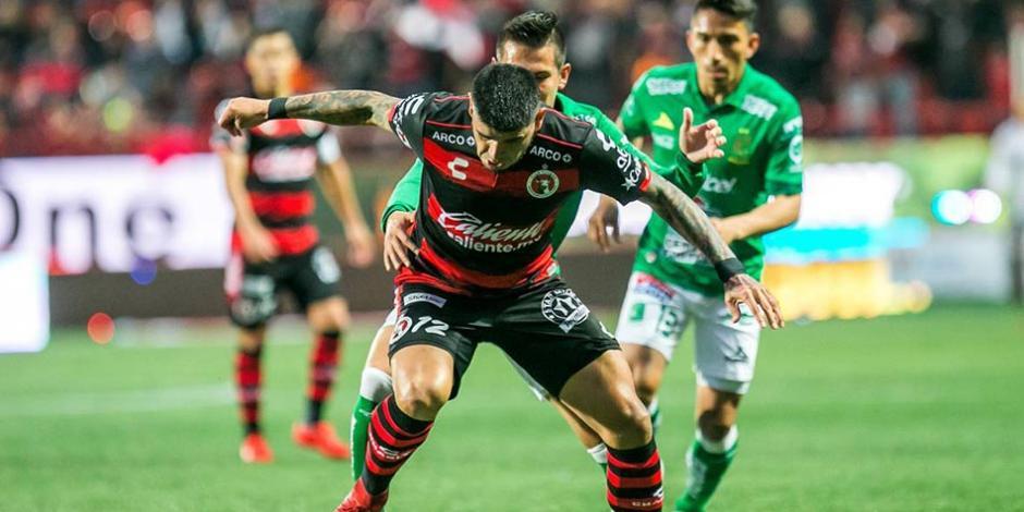 Leon-Xolos-Tijuana-Bajio-Liga-MX-Jornada-5-Guard1anes-2020