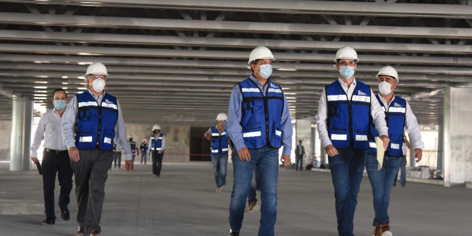 Obras centros Tamaulipas