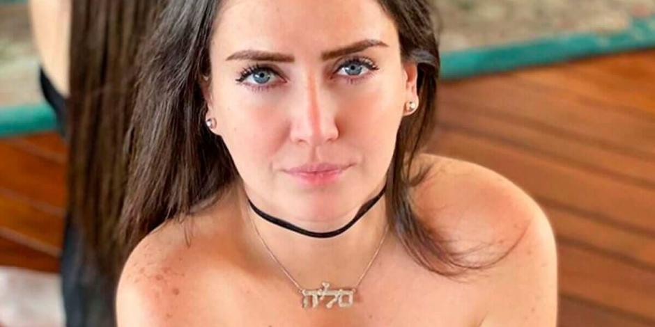 Celia Lora desafía a Instagram y su censura con esta nueva foto
