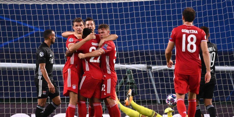 Bayern-Lyon