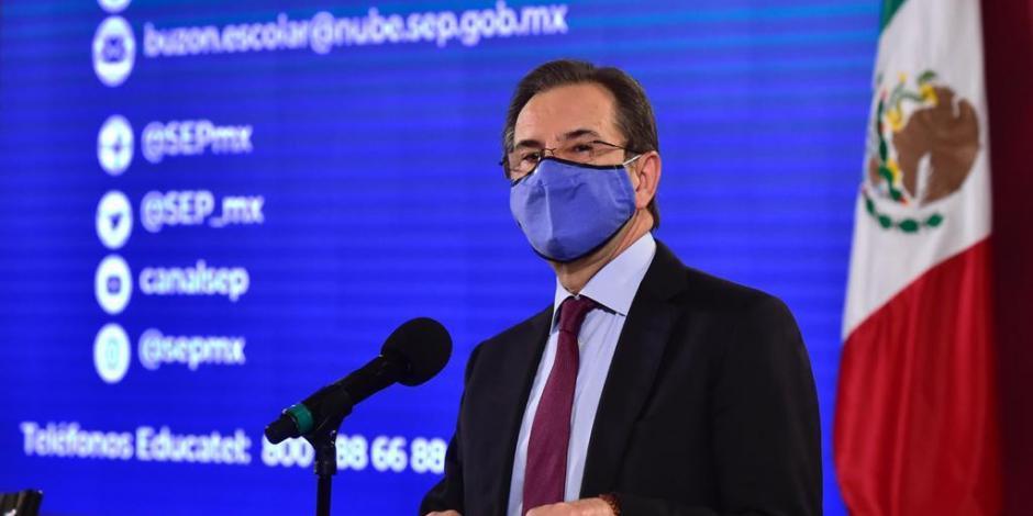 Esteban Moctezuma Barragán, SEP