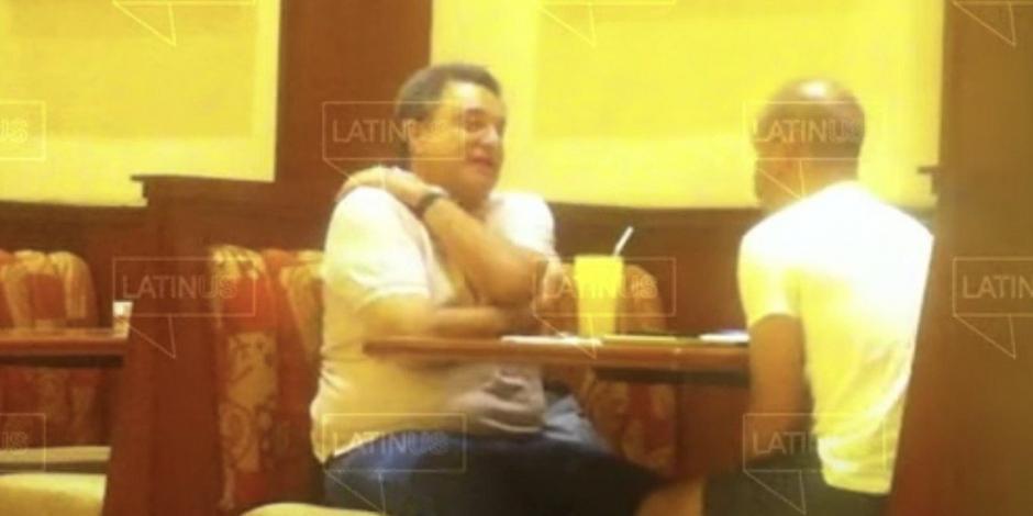 Pío López y David León