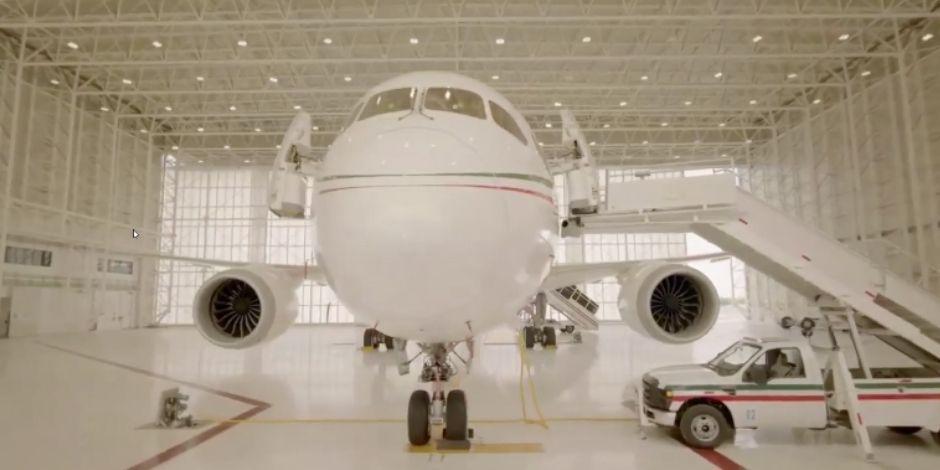 AMLO-video-avión presidencial