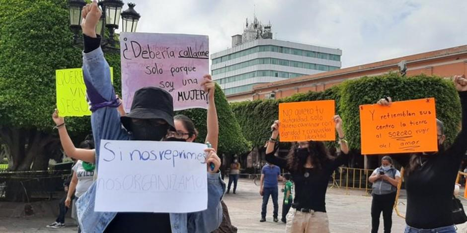 Colectivos Feministas-León-Justicia