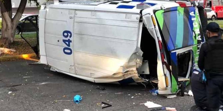 Ambulancia Zapopan