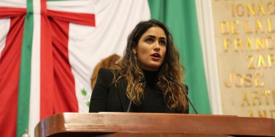 Alessandra Rojo de la Vega
