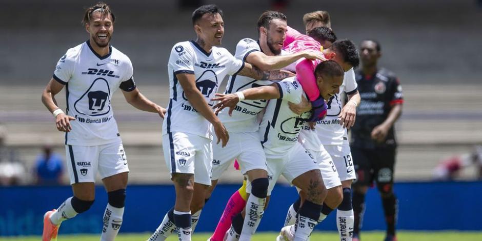 Liga MX 5 de septiembre