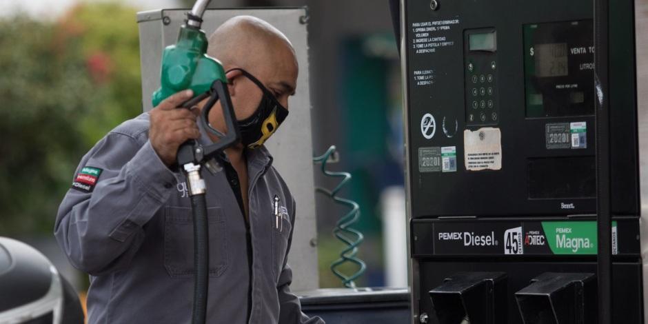 Gasolina-litros completos-NOM-Profeco