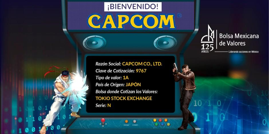 Capcom-BMV-acciones