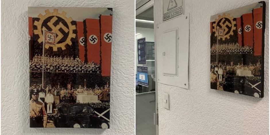 Volkswagen-Nazi-Coyoacán