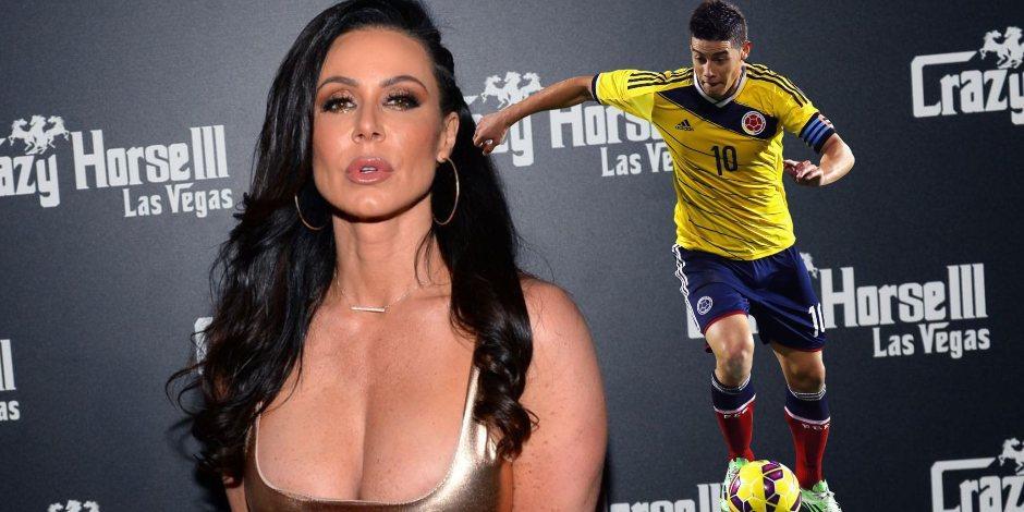 Kendra Lust, actriz porno, manda indirecta a James por su fichaje con el Everton