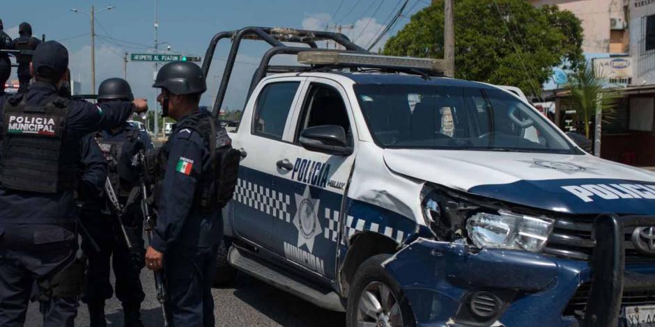 Persecución Veracruz
