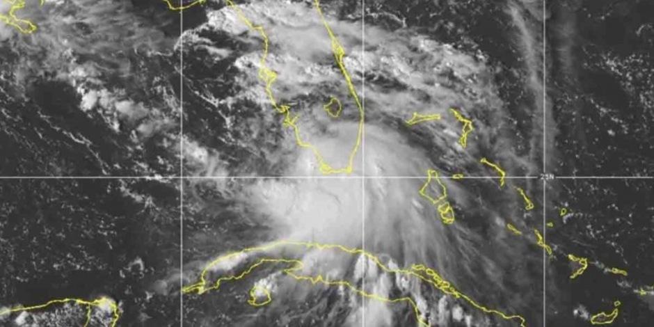 Tormenta tropical-Sally