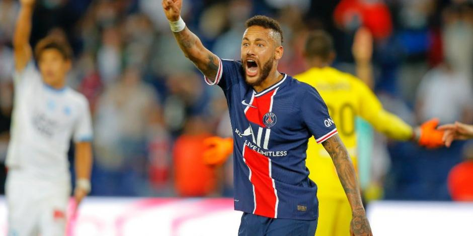 Neymar-PSG-Marsella