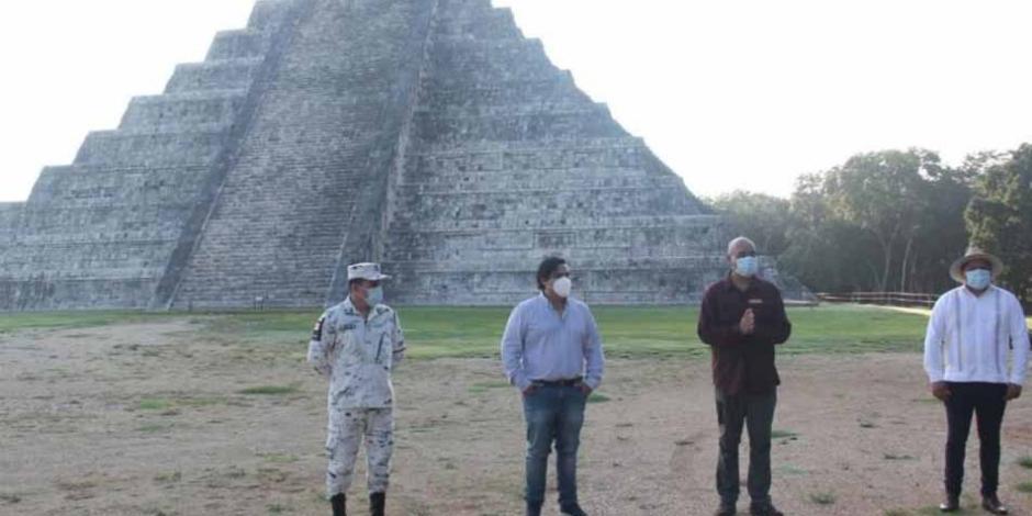 Reabre Chichén Itzá