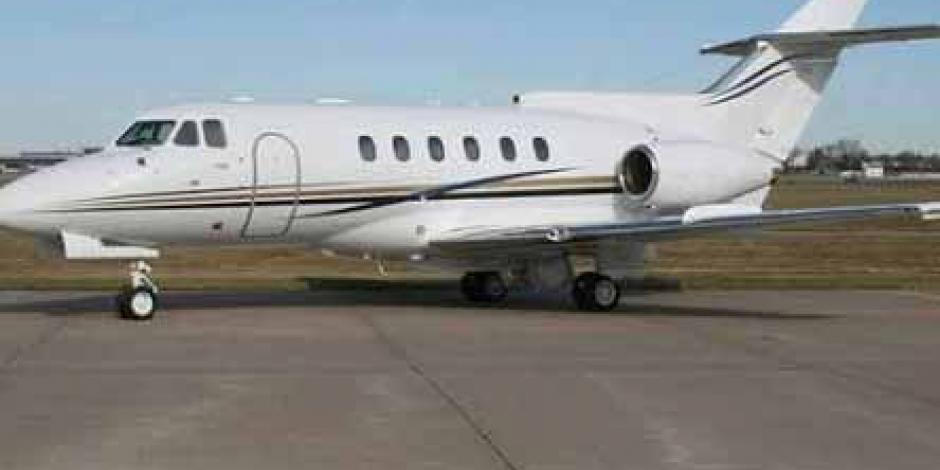 Jet robado Morelos