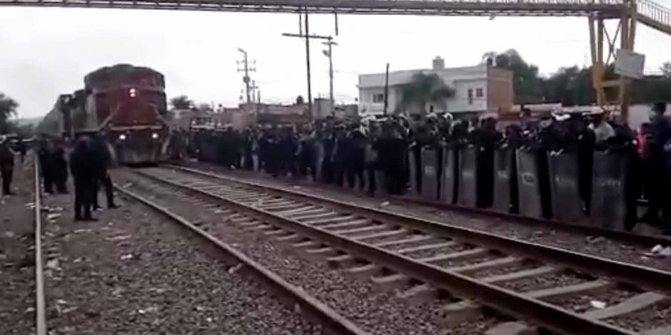 Paso de trenes