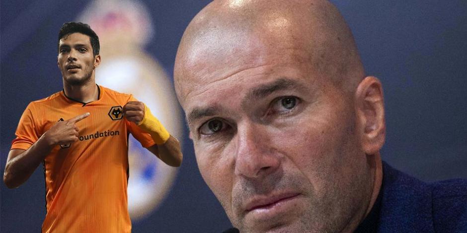 Raul-Jimenez-Zinedine-Zidane-Wolverhampton-Real-Madrid