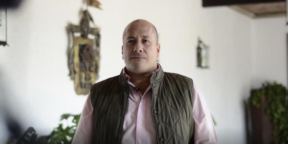 Enrique Alfaro,