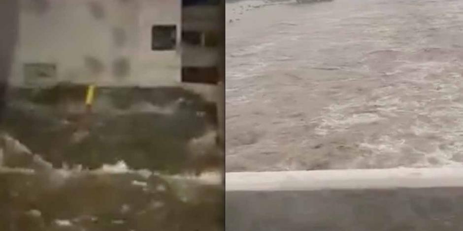Calles y rios Puebla