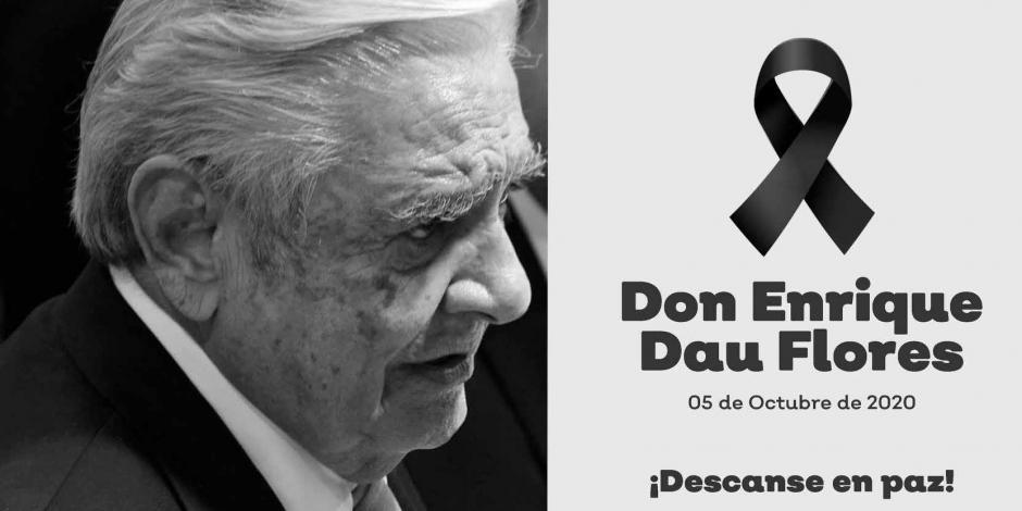 Muerte Enrique Dau