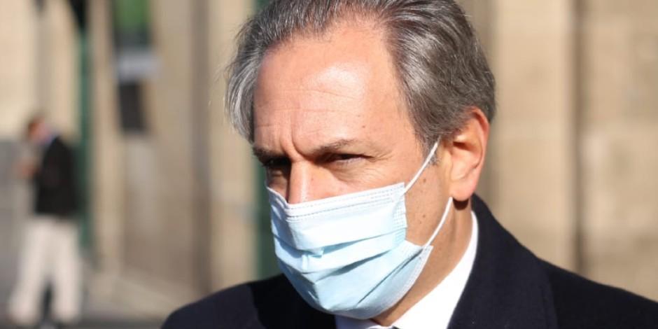 Antonio del Valle Perochena. Presidente del Consejo Mexicano de Negocios