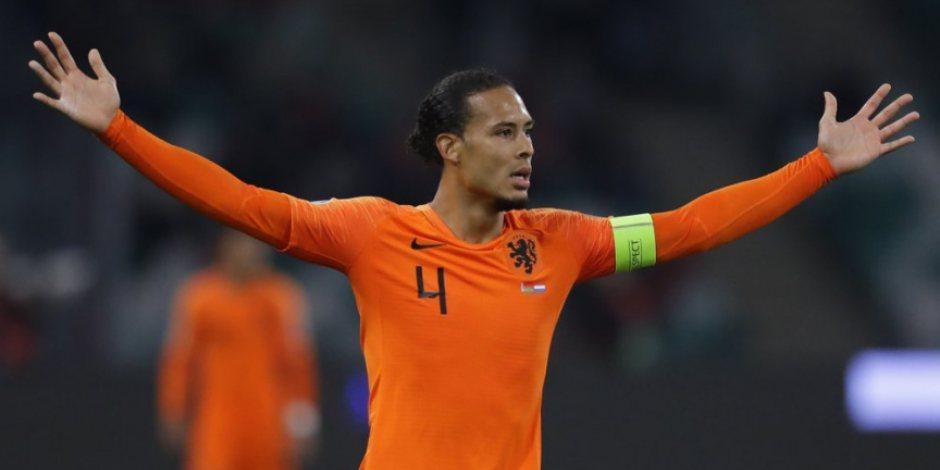 Virgil Van Dijk, estrella de la selección de Holanda, alaba la actitud del Tri