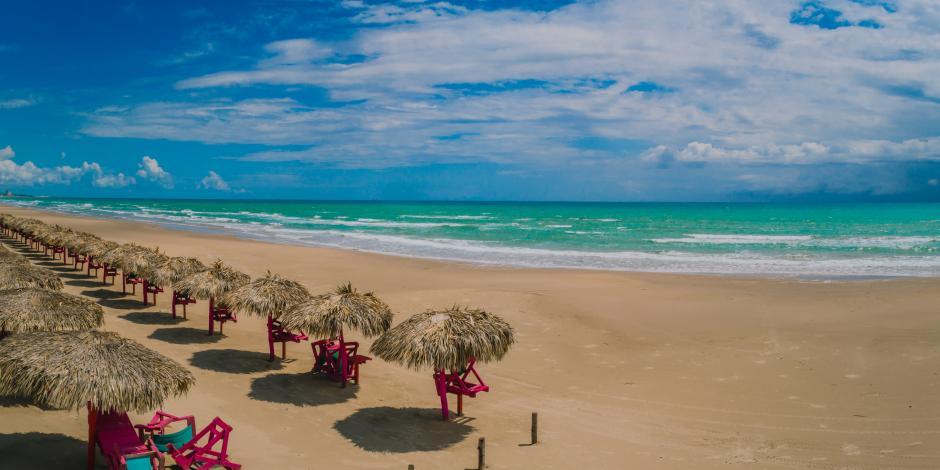 Quieres ir a la playa? En Tamaulipas hay que sacar cita en esta app