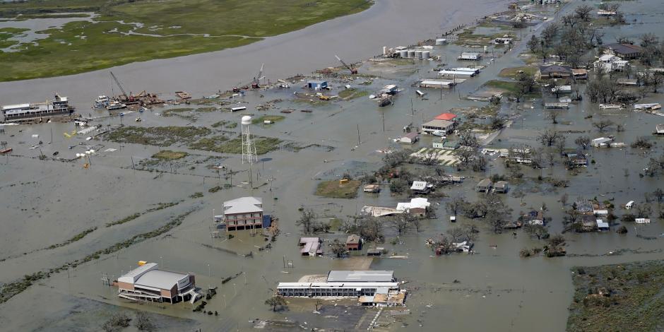Paso del huracán