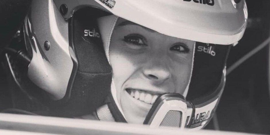 Laura Salvo, joven copiloto de 21 años, fallece durante el Rally de Portugal