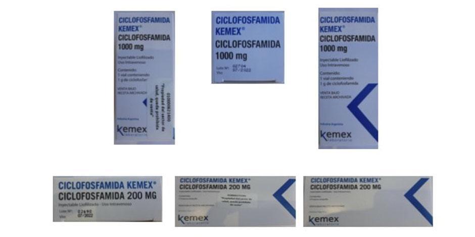 Medicamentos oncológicos