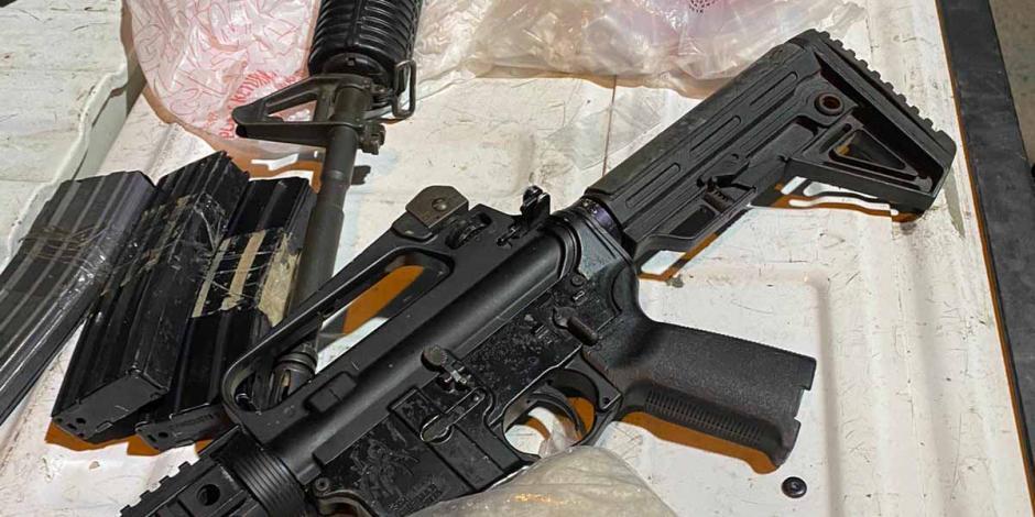armas cargadores