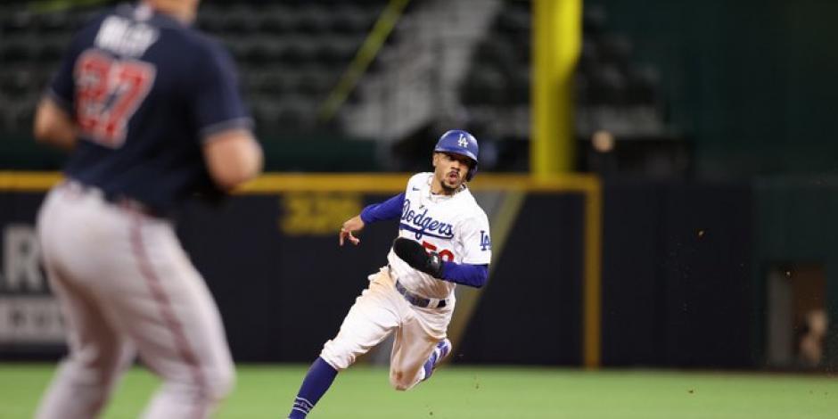 Dodgers hacen historia y rompen récord de más carreras en un inning de postemporada