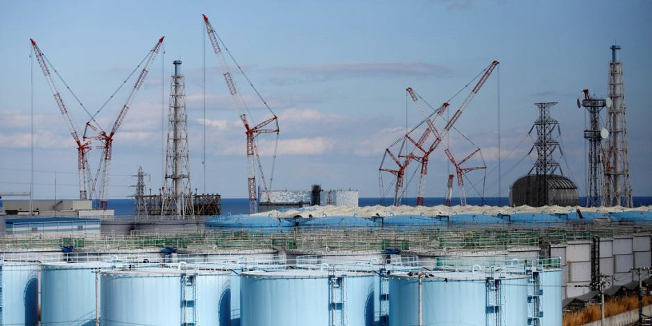 Japón-planta nuclear