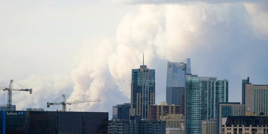 El más grande incendio forestal jamás registrado en Colorado