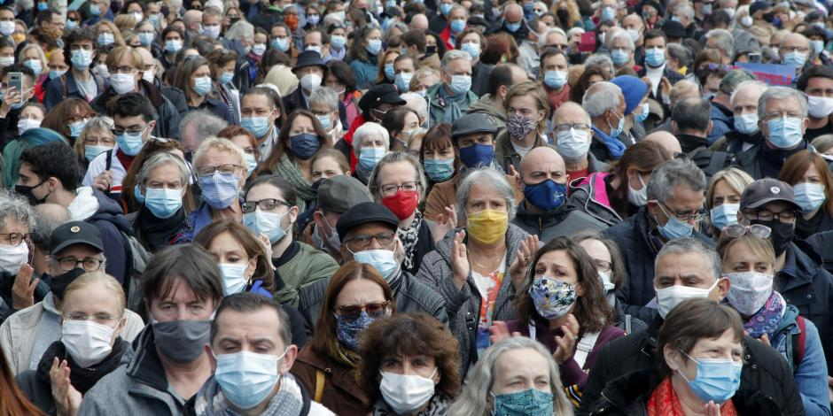 Francia-parís-pandemia-coronavirus-COVID-19