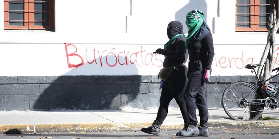 feministas-bloque-negro-segob