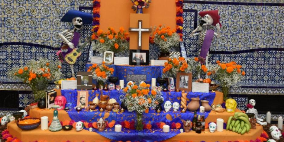 altar muertos